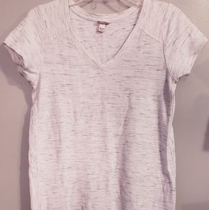 Gray Merona Tshirt dress XS